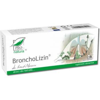 Broncholizin 30 cps PRO NATURA