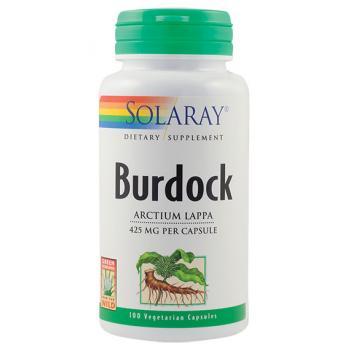 Burdock ( brusture ) 100 cps SOLARAY