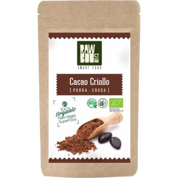 Cacao criollo pudra ecologica 125 gr RAWBOOST