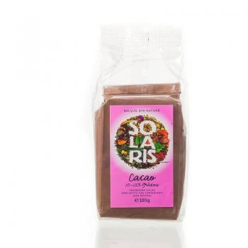 Cacao cu 10-12 % grasime 100 gr SOLARIS