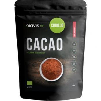 Cacao pulbere ecologica (bio)  250 gr NIAVIS