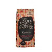 Cafea de origine unica nicaragua