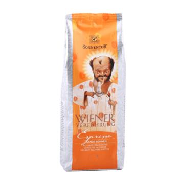 Cafea ispita vieneza espresso boabe eco 500 gr SONNENTOR