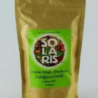 Cafea verde arabica decofeinizata, macinata