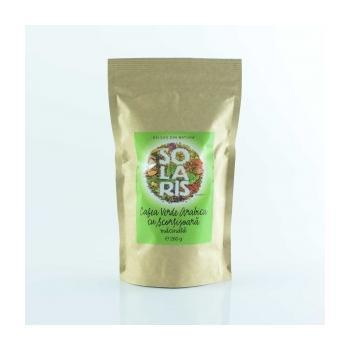 Cafea verde arabica macinata cu scortisoara 260 gr SOLARIS
