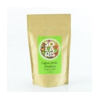 Cafea verde arabica, macinata 100 gr SOLARIS