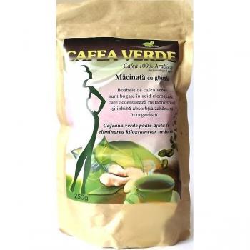 Cafea verde cu ghimbir 250 gr ANDARI PLANT
