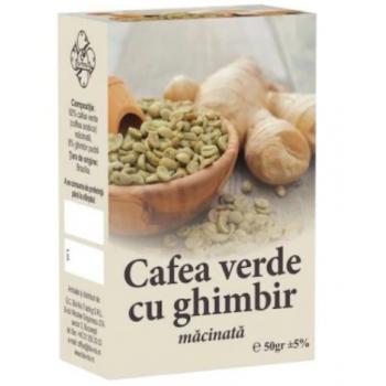 Cafea verde cu ghimbir  50 gr BIS NIS