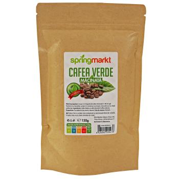 Cafea verde macinata 150 gr SPRINGMARKT