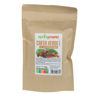 Cafea verde macinata cu scortisoara
