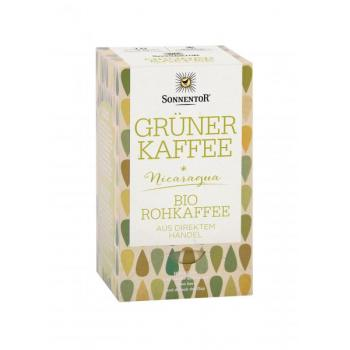 Cafea verde raw 18 pl SONNENTOR