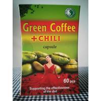 Cafea verde+chili