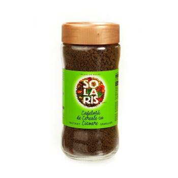 Cafeluta de cereale cu cicoare 100 gr SOLARIS