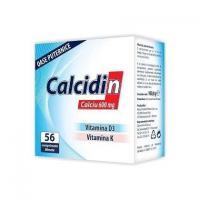 Calcidin 56cpr ZDROVIT