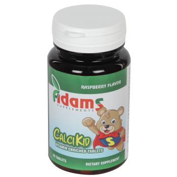 Calcikid 30 tbl ADAMS SUPPLEMENTS
