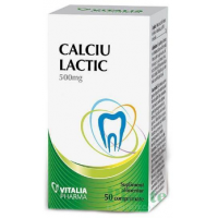 Calciu lactic