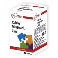 Calciu, magneziu, zinc