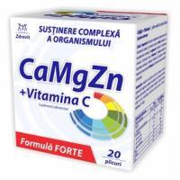Calciu, magneziu, zinc + vitamina c forte