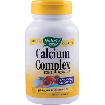 Calcium complex bone formula 100 cps NATURES WAY