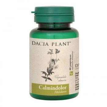 Calmindolor 1+1 gratis 60+60 cpr DACIA PLANT
