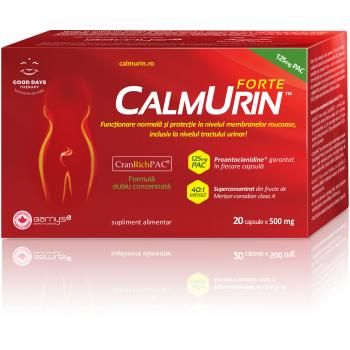 Calmurin forte 20 cps GOOD DAYS THERAPY