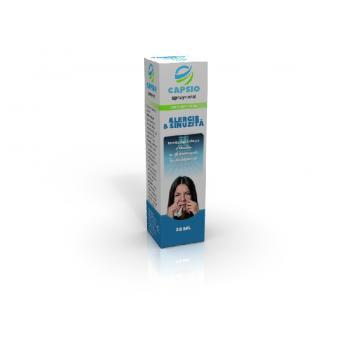 Capsio alergie & sinuzita 20 ml CAPSIO