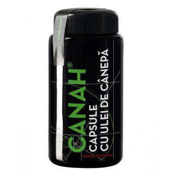 Capsule cu ulei de canepa 1335 mg 90 cps CANAH