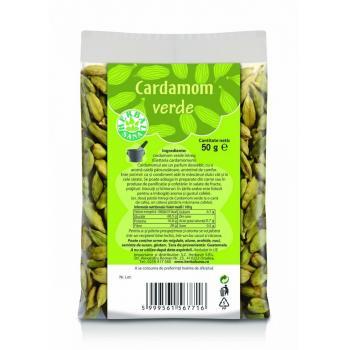 Cardamom verde 50 gr HERBALSANA
