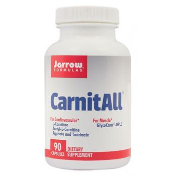 Carnitall 90 cps JARROW FORMULAS