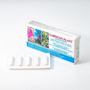 Carpicon plant supozitoare cu extract de pufulita, ghimpe si rasina de conifere 1g-blister 10 gr CARPICON PLANT