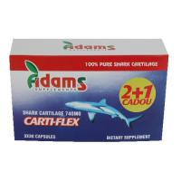 Carti-flex 740mg… ADAMS SUPPLEMENTS