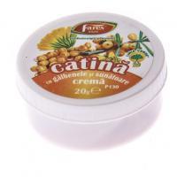 Crema de catina cu galbenele si sunatoare p130