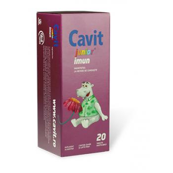 Cavit junior imun 20 tbl BIOFARM