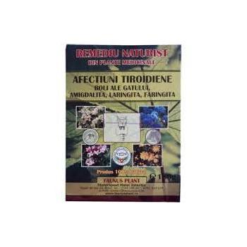 Ceai afectiuni tiroidiene 180 gr FAUNUS PLANT