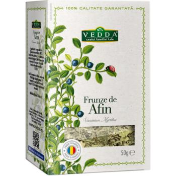 Ceai afin frunze 50 gr RU BIO