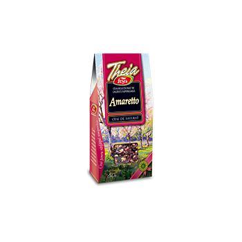 Ceai amaretto 80 gr FARES