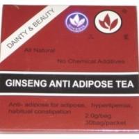 Ceai antiadipos rosu + ginseng
