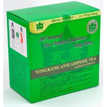 Ceai antiadipos 30 pl YONG KANG