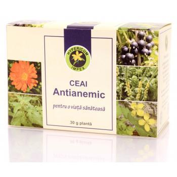 Ceai antianemic 30 gr HYPERICUM