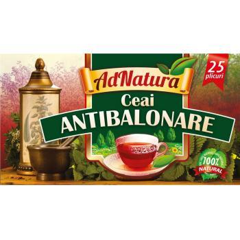 Ceai antibalonare 25 pl ADNATURA