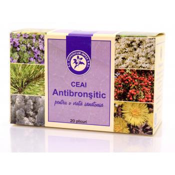 Ceai antibronsitic 20 pl HYPERICUM