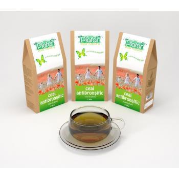 Ceai sanobronsic-fost antibronsitic 50 gr PLAFAR