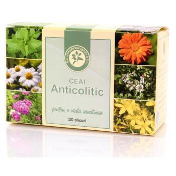 Ceai anticolitic 20 pl HYPERICUM