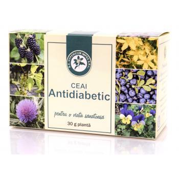 Ceai antidiabetic 30 gr HYPERICUM