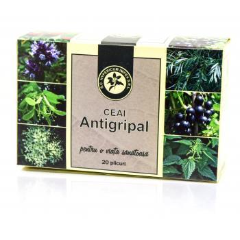 Ceai antigripal 20 pl HYPERICUM