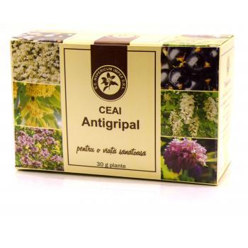 Ceai antigripal 30 gr HYPERICUM