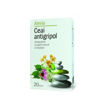 Ceai antigripol 20 pl ALEVIA