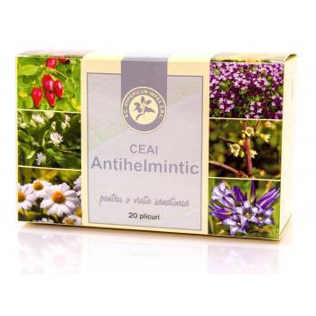 Ceai antihelmintic 20 pl HYPERICUM
