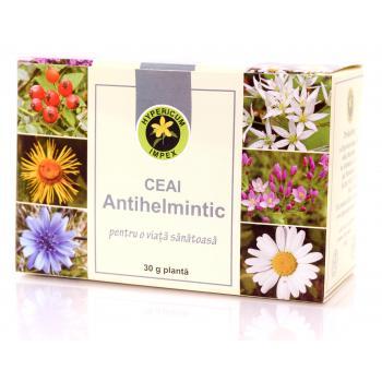Ceai antihelmintic 30 gr HYPERICUM