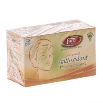 Ceai antioxidant 20 pl FARES